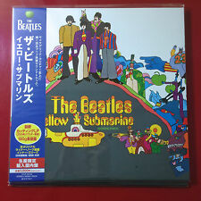THE BEATLES Yellow Submarine SEALED JAPAN 180g VINYL out-of-print TOJP-60192