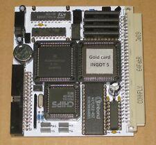 Sinclair QL interface -  Gold card clone ( white version )