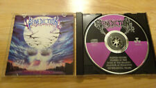BENEDICTION DARK IS THE ORG CD 93! BRUTALITY CARCASS ENTOMBED DISMEMBER DEATH LP