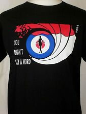 Northern Soul T-Shirt You Didn't Say A Word Yvonne Baker Screen Printed
