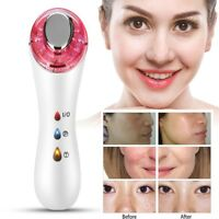 5 In1 Ultrasonic Anti Aging Skin Care Face Facial Photon Therapy Beauty Machine