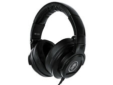 Mackie MC-250 Headphones for Studio Monitoring,Dj and Home Recording Bundle with