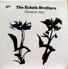 Eckels Brothers - Classical Jazz LP Mint- SR 110 Vinyl 1981 Record