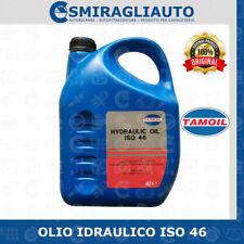 OLIO IDRAULICO 46 MULTIUSO TAMOIL HYDRAULIC OIL ISO 46 ANTIUSURA ANTISCHIUMA 4 L