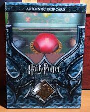 Harry Potter 3D Sorcerer's Stone Prop card Quidditch Quaffle & Bludgers P4 #188