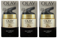 Olay Total Effects 7 in One, Anti Aging Day Cream, Normal, 1.7 oz (Pack of 3)
