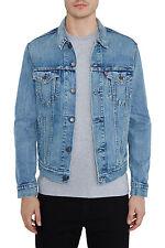 Levi's Men's The Trucker Denim Jacket Standard Fit Color Icy 723340146 S