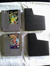 Skate or Die 1 and Skate or Die 2 Nintendo Entertainment System, NES