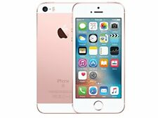 Apple iPhone SE - 32GB - Rose Gold (Unlocked) A1662 (CDMA + GSM)