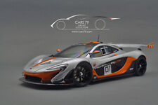 """1/18 McLaren P1 GTR """"Pebble Beach Launch"""" by Almost Real"""