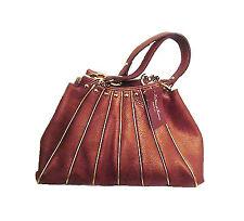 La Gioe di Toscana Bronze Leather Hobo Handbag - BNWT