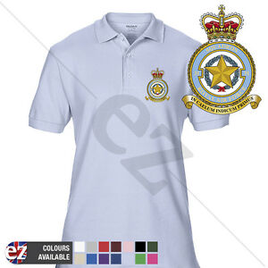 Royal Air Force 31 Squadron - RAF Polo Shirt - Optional Veteran Badge