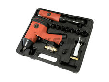 Air tool set 13pc Air Tool Kit  Ratchet Impact Gun and Sockets  0870