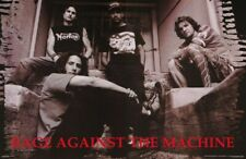Rage Against The Machine Poster Band Shot Ratm R.A.T.M.