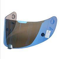 HJC Helmet HJ-20 RST Mirror Shield Visor Blue For R-PHA Rpha 10