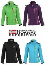 Geographical Norway Softshell-Damenjacken, -mäntel & -westen