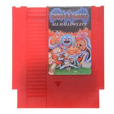 Tutti i Hallow'S EVE-GHOSTS 'n Goblins 72 PIN 8 bit gioco cartuccia di carta per NES Nin