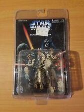 Placo Toys Star Wars Die-Cast R2-D2 ARTOO-DETOO Keychain 1996 Sealed in Package