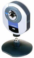 "CISCO Linksys  "" Wireless-G  Web Cam  - 2.4 GHz 802.11g - home /office /buisness"