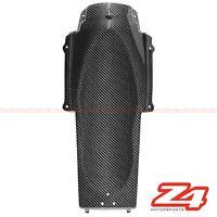 2007 2008 Suzuki GSX-R 1000 Carbon Fiber Rear Lower Tail Bottom Tray Faring Cowl
