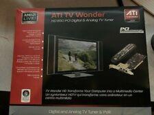 Diamond ATI TV Wonder HD 650 PCI Digital & Analog TV Tuner