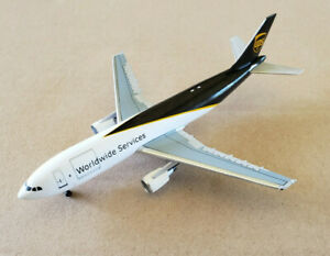1/400 AeroClassics Airbus A300-600F UPS N173UP / A300 United Parcel Service