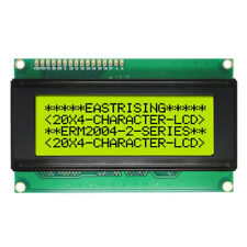 2004 20x4 Character LCD HD44780 Module Display Yellow Backlight for Arduino