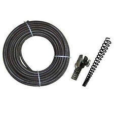 """Speedway 1/4"""" X 50' Replacement Drain Cleaning Cable"""