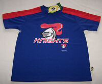 Newcastle Knights NRL Boys Printed T Shirt Size 4 New