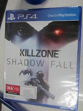 KILLZONE SHADOW FALL PS4 (NEW)