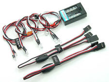 LED Kit Fit Mini Inferno LST RC10 GT RC18T TC3 TC4 Body