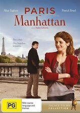 Paris-Manhattan NEW R4 DVD