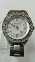 Michael Kors MK5401 Glitz Silver Dial Stainless Steel Women's Watch