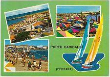 PORTO GARIBALDI - VEDUTINE - COMACCHIO (FERRARA) 1965