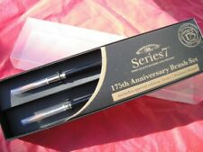 Winsor & Newton Series 7, 175th Anniversary Brush Set
