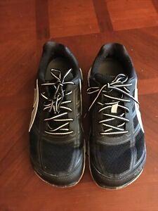Altra Provision 3.5 Black/Gray Men's Running Shoes Sz 9 W Zero Drop Athletic