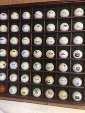 logo golf balls collection