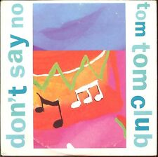 TOM TOM CLUB - DON'T SAY NO - CARDBOARD SLEEVE CD MAXI