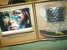 Sandra Chevrier      **S/N PRINT & CUP / SAUCER SET**    SOLD OUT  2016