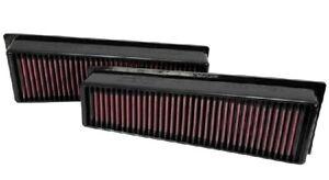 K&N Hi-Flow Performance Air Filter 33-2449 fits BMW X Series X5 M (E70) 408kw...