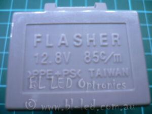 8-Pin Electronic Flasher Relay Unit LED Indicators Suits Toyota Subaru (Type 2)