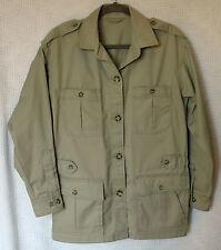 Tilley Endurables Button Front 7 Pocket Safari Jacket Size M