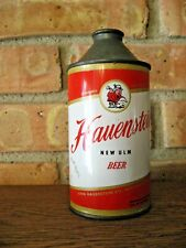 1950's John Hauenstein New Ulm Beer Cone Top Can Minnesota
