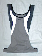 mens womens unisex NIKE reflective running vest size S/M NEW nwt $25