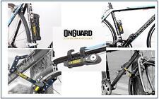 Onguard 8116 K9 Heavy Duty Link Plate Key Lock Bicycle Folding LK8116 79cm 5Keys