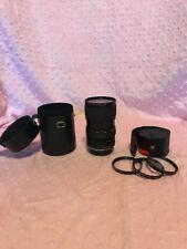 Vivitar VMC UV-HAZE 62mm Zoom Lens Plus Tiffen 3 Pc. Filters (514)
