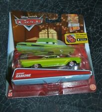 2016 DISNEY PIXAR CARS ARTIST RAMONE 4/7 #95 RETURNS WITH FREE DOWNLOAD