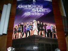 """ABC's Dancing with the Stars 2012 """"Allstars"""" 27"""" x 40"""" poster"""