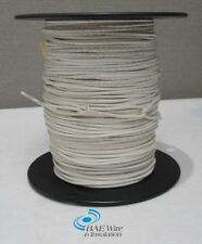 18 AWG UL1015 MACHINE TOOL WIRE - WHITE - 500 FEET