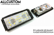 LED LUZ ILUMINACION PLACA MATRICULA BLANCO para BMW E66 SERIE 7 2002-2008 V8 V12